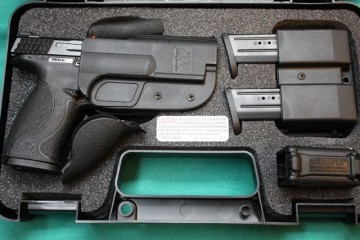 S&W M&P 9x19 Carry & Range Kit