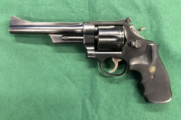 Smith & Wesson mod 28 kal 357 Mag 6""