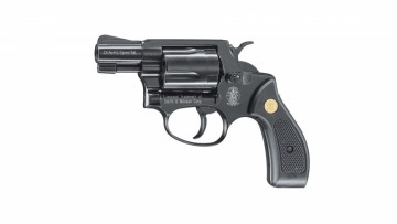 S&W Startrevolver Chief S. 9mm R.K. - Front Firing