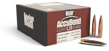Nosler Accubond LR 7mm 168gr
